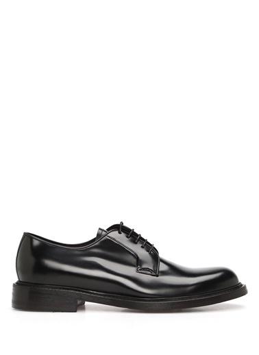Barrett 101540400 Erkek Deri Ayakkabı Siyah
